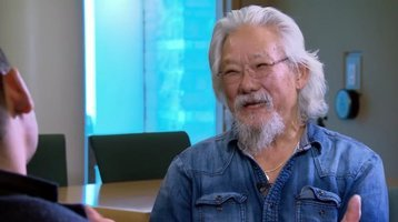 David  Suzuki, keynote speaker